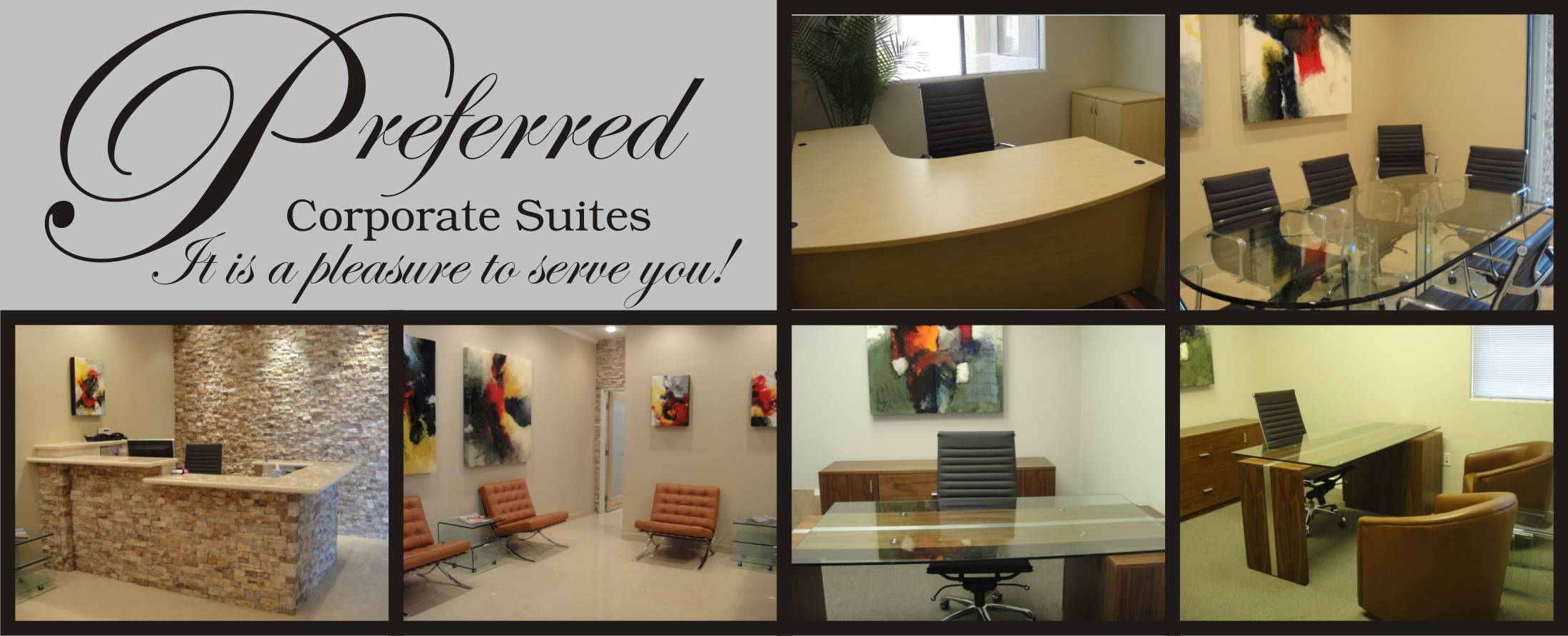 Preferred Corporate Suites